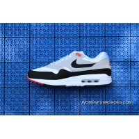 Nike Air Max 1 ANNIVERSARY Jogging Shoes Running Shoes Cushioning Zoom Technology SKU 908375-104 Online