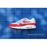 Nike Air Max 1 ANNIVERSARY Jogging Shoes Running Shoes Cushioning Zoom Technology SKU 908375-103 New Style