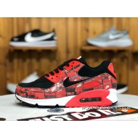 Nike Air Max 90 We Love Atmos Limited Running Shoes Aq0926-001 Women Shoes And Men Shoes Free Shipping