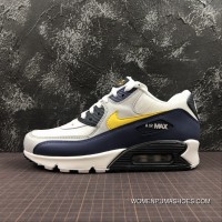 Nike Air Max 90 Essential Mesh Zoom Running Shoes Aj1285-101 Size For Sale
