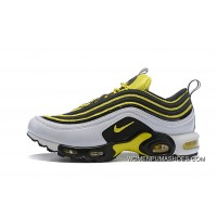 Nike Air Max 95 Nike Air Max Frequency Pack Men Running Shoes Limited Men Fashion Running Shoes AV7940 700 WHITE YELLOW Outlet