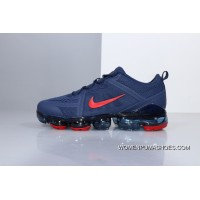 Men Shoes 19Ss Season Nike VaporMax Three Layers Mesh 2019 Translucent Upper Zoom Air Jogging Shoes AR6631-013 For Sale