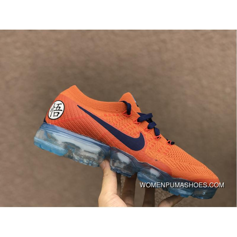 Nike Lab Air Vapormax Flyknit Dragonball ID Customized AA3858 102 Limited Edition Small Size Best