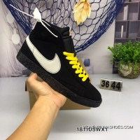 Nike Blazer Mid Blazer High Collaboration Publishing Fashion Personality All-Match Casual Sneaker Discount