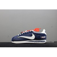 OFF-WHITE X Nike Classic Cortez Collaboration Casual Sport Shoes AO4693-991 Latest