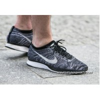 NIKE FLYKNIT RACER OREO 2.0 AGAIN 526628-012 New Year Deals