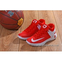 623# KD TREY 5 Iv RED WHITE Discount