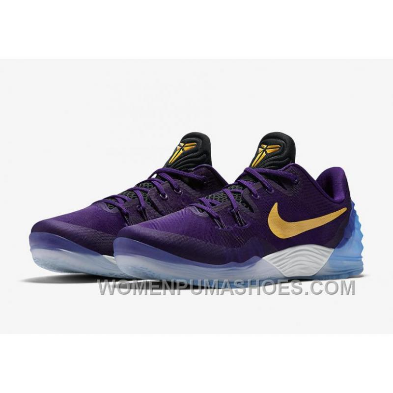 undefeated x new high save off Discount Nike Kobe Venomenon 5 For Cheap Court Purple University ...