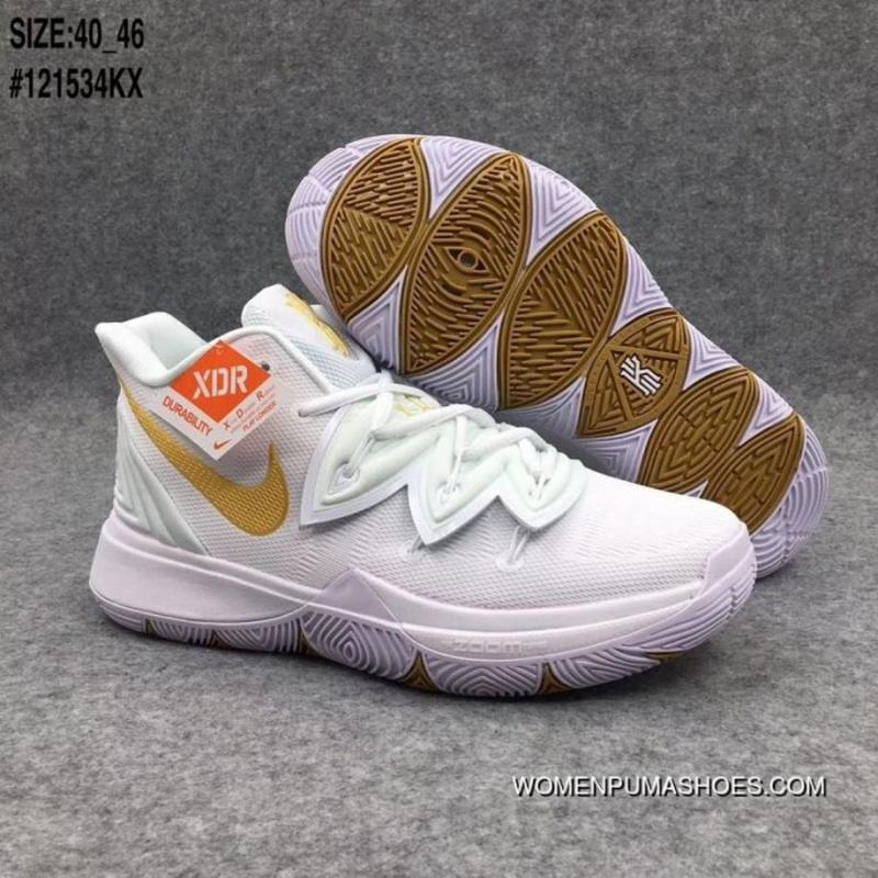meilleur service 1eb67 53c84 Men Nike Kyrie 5 Basketball Shoes SKU 465439-453 Free Shipping