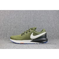 Nike AIR ZOOM STRUCTURE LUNAREPIC 22 Mesh Breathable Running Shoes AA1636-300 Discount