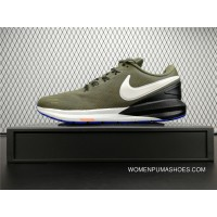 AA1636-300 Nike AIR ZOOM STRUCTURE LUNAREPIC 22 Mesh Breathable Running Shoes Discount