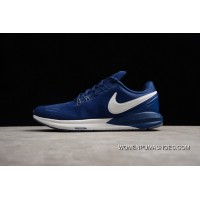 P17 Nike AIR ZOOM STRUCTURE N LUNAREPIC 22 Mesh Breathable Running Shoes AA1638-404 Free Shipping