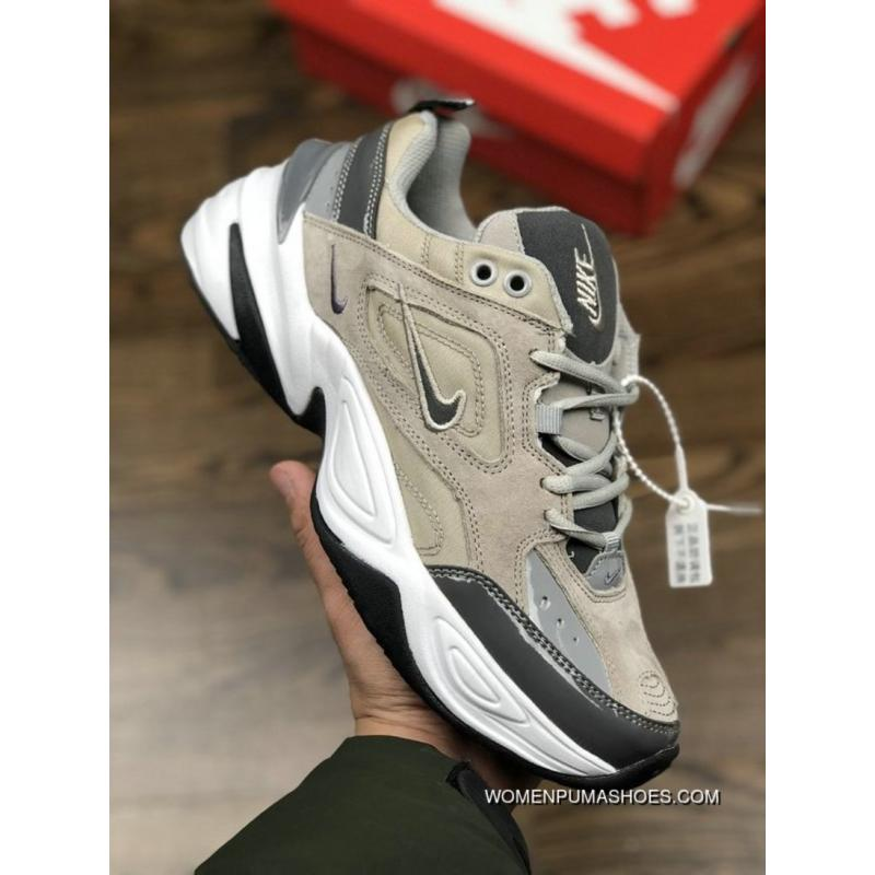 Nike Air M2K Tekno Paragraph Retro Dad Sneakers Clunky Sneaker Dad Shoes  BV7075,001 For Sale