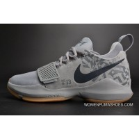 La Mode Nike Pg 1 Baseline Wolf Grey Cool Chaussure De Basket Outlet