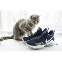 Nike Zoom Pg 1 Shoes Nike Pg 1 Ferocity Obsidian University Gold Hyper Violet Wolf Grey Basketball Shoes Best