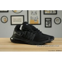 130 NIKE SHOX GRAVITY All Black New Style