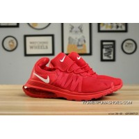 130 NIKE SHOX GRAVITY All Red Copuon