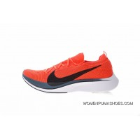Women Shoes And Men Shoes Back To The Spring Nike Vaporfly Flyknit 4 Flyknit Marathon Super Running Shoes Orange Red Black Grey White AJ3857-601 Free Shipping