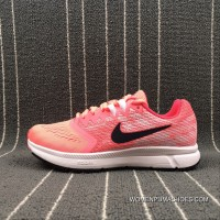 Nike Air Zoom Span 2 Breathable Cushioning Running Shoes 909007-600 Size Online