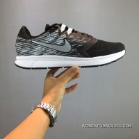 QQ520136936 Nike Air Zoom Span 2 Men Light Breathable Cushioning Sport Running Shoes 908990-001 New Year Deals