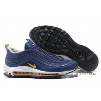 Undefeated X Nike Air Max 97 Og Midnight Navy New Style