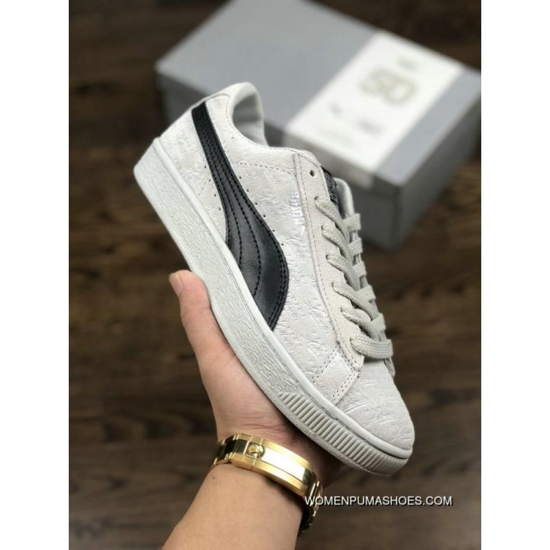 753e56a8fd5 USD  91.49  256.18. New Release PUMA X Panini Suede Panini Collaboration  Limited Women And Men Sneakers SKU 366323 ...