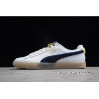 Puma Retro Sneakers White And Black Brown At The End Of 364438-01 Men Shoes 13 Latest