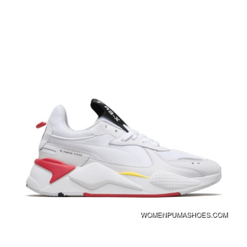 autumn shoes hot sales best deals on 1812-15Puma Rs-X Ferrari Collaboration Men Shoes Women Shoes ...