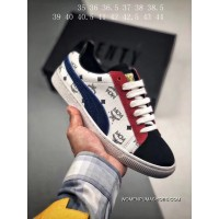Outlet Pt-WPP Puma Classic Suede Shoes Paragraph The 50th Anniversary Of The Birth Of In Germany MCM Presents A Series Of Paired Item Dx
