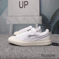New Year Deals Puma CLyde DLAMOND Diamond Collaboration Casual Canvas Sneakers