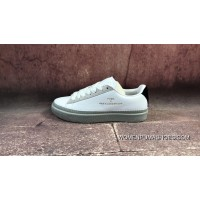 To Upgrade The FULL GRAIN LEATHER Goat Danish High Street Brand Collaboration Han Kjobenhavn X Puma Clyde Stitched Clyde Gold Tongue Series Retro All-match Sneakers All White Shallow Pink Tail 7 364474-02 Discount