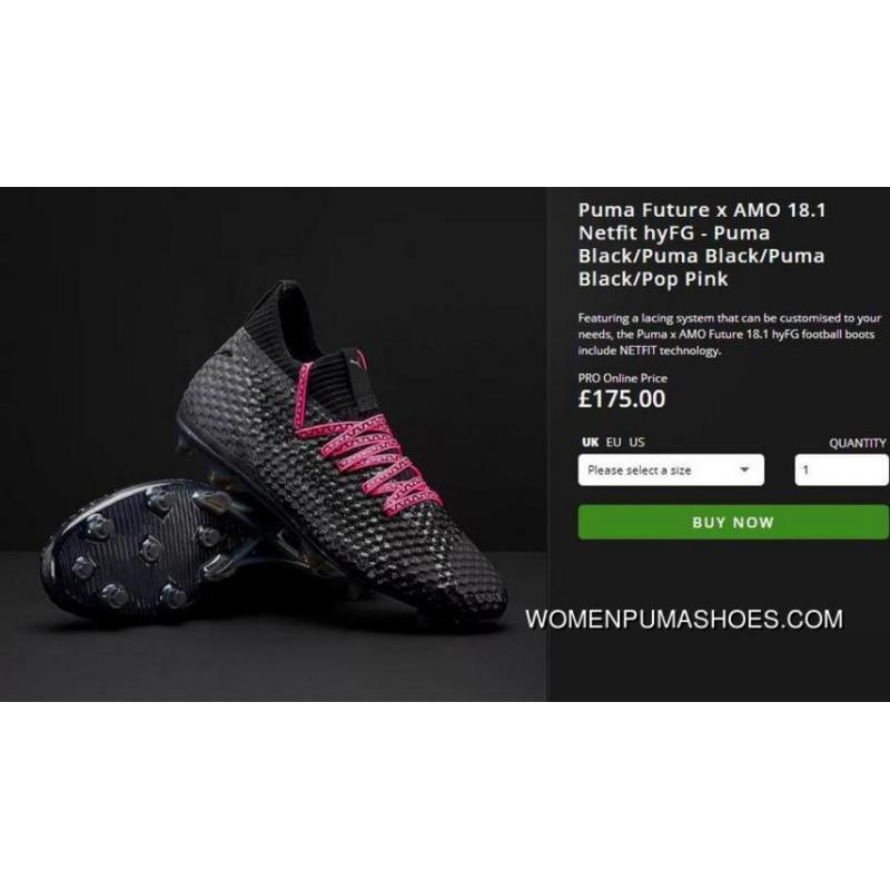 d551c7339 USD $87.23 $261.70. Puma Knit Future Has To Nail FG Brown Storm Soccer  Shoes Future 18.1 NetFit HyFG ...