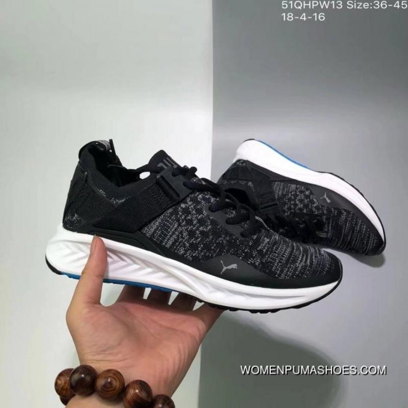 check out c2960 ddc2b 115 Puma IGNITE EvoKNIT Lo Low Cushioning FLYKNIT Socks Shoes 51QHPW13 Size  18-4-16 Latest