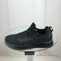 Puma Ignite Evoknit Breathable Woven Cushioning Comfortable Casual Sport Shoes All Black Woven Breathable Woven Cushioning Comfortable Casual Sport Shoes Best