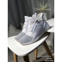 Puma Ignite Limitless All White Copuon