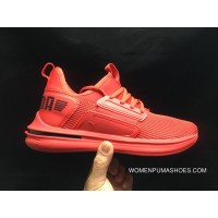 PUMA IGNITE Limitless SR All Red Women Men Super Deals