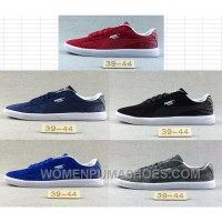 Puma Men Leisure Sneaker Md Outsole Pig Leather Cheap To Buy Pf6bi