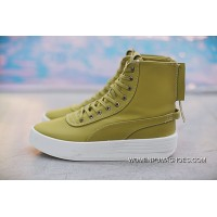 The Weekend X Puma XO Parallel 365039-03 Green White For Sale