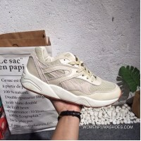 Puma R698 BLOCK Classic Retro Running Points And Familiar R698 Suede Shoes Type Contour And Fabric Shoes Body Carrying Trinomic Cushioning Insole SIZE Super Deals