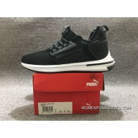 Puma Running Shoes Black And White Best