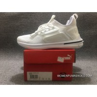 Puma Running Shoes All White New Style