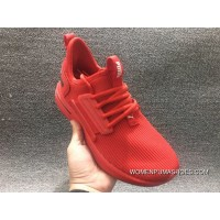 Puma Running Shoes Red China For Sale