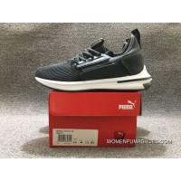 For Sale Puma Running Shoes Grey White