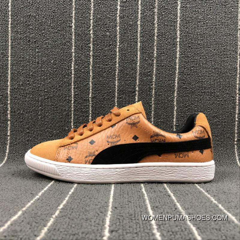 separation shoes 39f79 57357 Puma Suede MCM X 50 Th Anniversary Of The Limited Collaboration In Germany  Famous Brand MCM Presents Series Collaboration Item Size Copuon