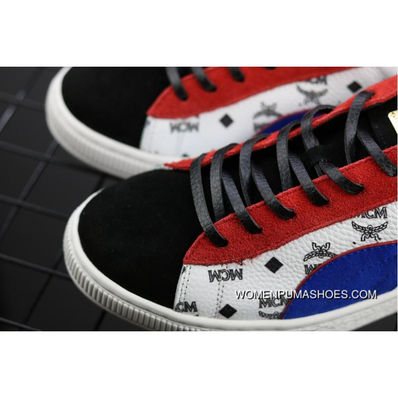 50th Anniversary Of The Puma Suede Limited Collaboration In Germany Famous Brand MCM Presents A Series Of Paired Item 11 New Year Deals
