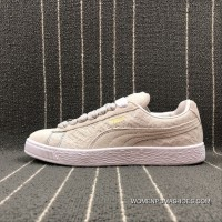 New Release The 50th Anniversary Of The SEOUL PUMA Suede Classic Casual Sneaker 366294-01 Size