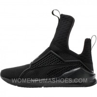 Puma Fenty X Rihanna The Trainer (Womens) - Black Free Shipping A8xjD