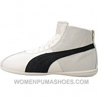 Puma WMNS Eskiva Mid X Rihanna - Whisper White/Black Authentic CRMMz