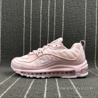 Nike Air Max 98 Full-palm Cushion Running Shoes AJ6302-600 Size New Style