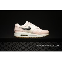 Nike AIR MAX 1 PREMIUM Women Cherry Blossom Sakura Pink Zoom Running Shoes 454746-800 Size For Sale